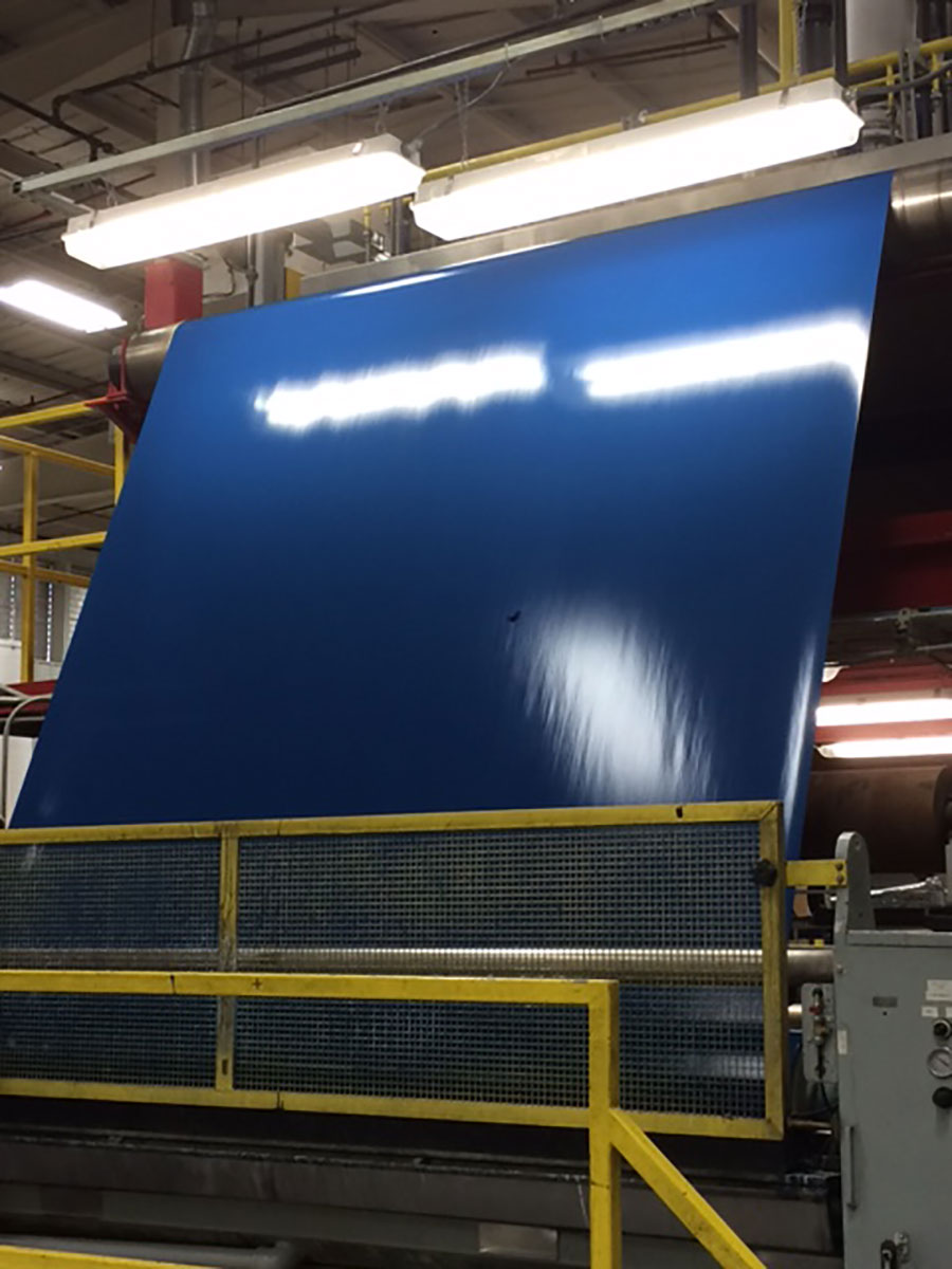Engineered Coatings Dark Blue