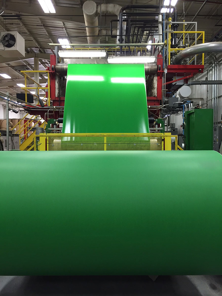 Engineered Coatings Green