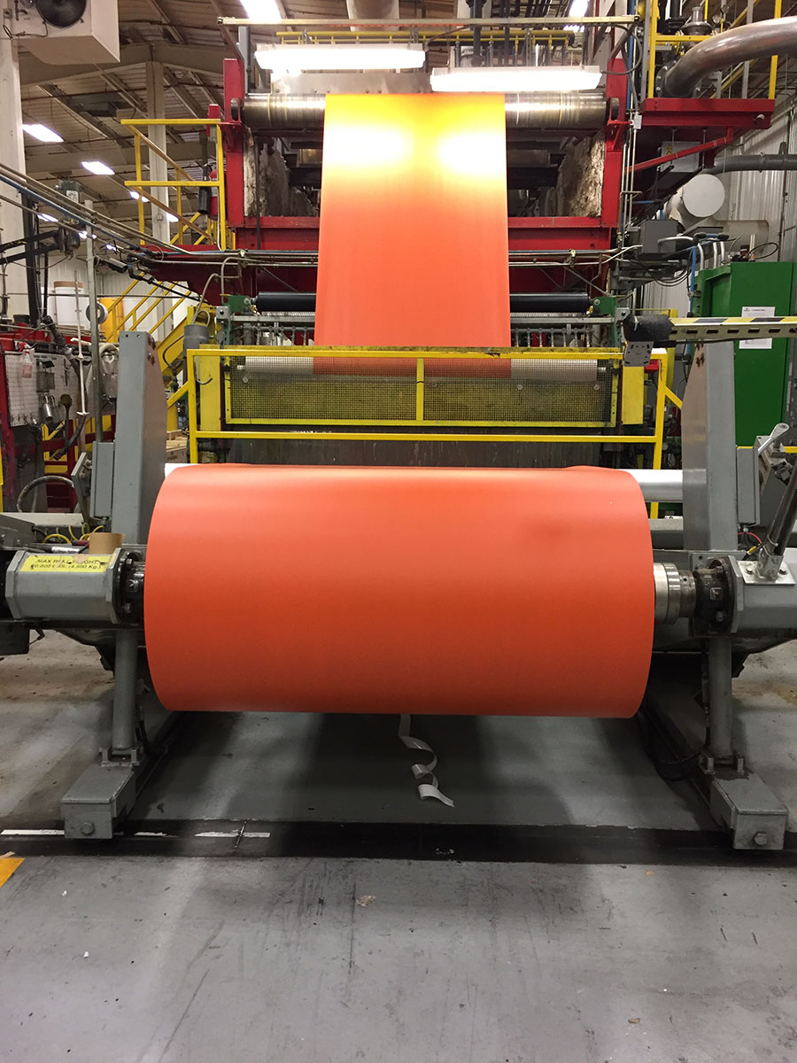 Engineered Coatings Orange